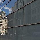 Reflecting Detroit 2 by Sandra Guzman
