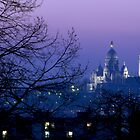 France - Paris - Le Sacré-Cœur by Thierry Beauvir