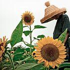 Sunflower Ronin by Fernando Rosenberg