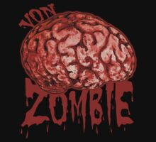 BRAIN (Clothing) by VON ZOMBIE ™©®