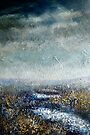 Moorland Stream, North Yorkshire by Sue Nichol