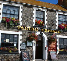 The Tartar Frigate, Broadstairs Kent UK by Deb Gibbons