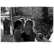 Bubbles 1 Poster