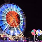 Floriade at night by Moorey