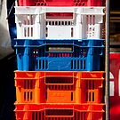 Crates Of Color by phil decocco