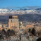 Boise, Idaho and Beyond by Bob Vaughan