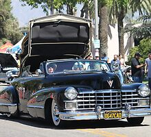 1947 Cadillac Convertible   by DonnaMoore