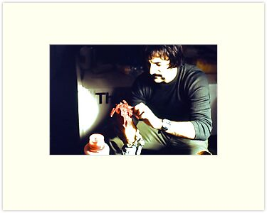 Tom Savini Again by Imagery