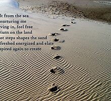 Salt inspired by an open poem :) by patjila