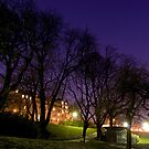 France - Paris 75019 - Les Buttes-Chaumont by Thierry Beauvir