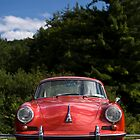 Porsche 356 Coupe by Brian Ach