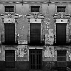Old facade by marcopuch