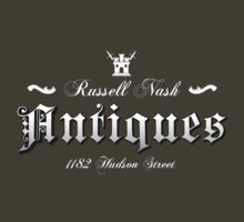 Nash Antiques by Jack Burton
