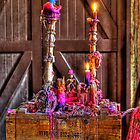 Colorful Candles by Yanni