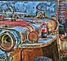 Rusted Ride by Kathy Yates