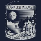 Camp Crystal Lake by Corey Warner