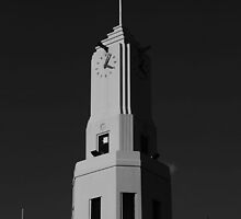 T & G tower in Mono Geelong by Nigel Fox