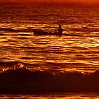 Dawn Paddler  by Janie. D
