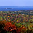 Autumn in Door County by ZombieEnnui