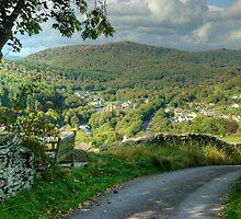 Backbarrow,Cumbria by VoluntaryRanger