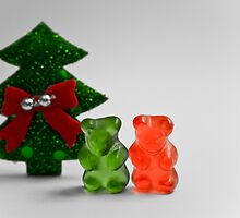 Christmas Gummy 2 by Ellen Jones