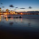 Coolangatta by D Byrne
