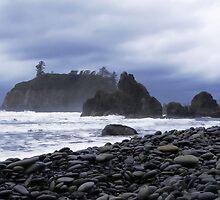 Ruby Beach by Kathy Yates