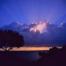 """ Ave Maria ""  sanrise  landscape  -  Zakintos . Greece. by  Brown Sugar. Views (719). Favs (5) . Thanks friends !!!!!! by © Andrzej Goszcz,M.D. Ph.D"