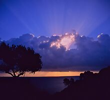 """ Ave Maria ""  sanrise  landscape  -  Zakintos . Greece. by  Brown Sugar. Views (719). Favs (5) . Thanks friends !!!!!! by AndGoszcz"