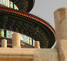 Temple of Heaven, Beijing by Stephen Tapply