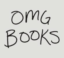 OMG BOOKS by beingruth