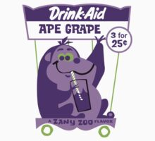 Ape Grape by superiorgraphix