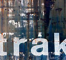 trak - train side graphic by rolandsphotoart