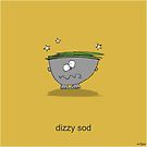dizzy sod by Wriggs