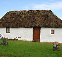 My Little Croft House - Plockton Scotland UK by simpsonvisuals