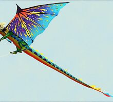 Fly Dragon Fly by paintingsheep