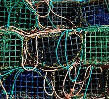 Fishing Baskets by hillyfaekillie