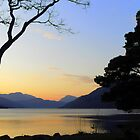 Loch Lomond Sunset by The Creative Minds