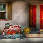 Bike - Welcome, doors open  by Mike  Savad