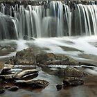 'Carrawatha Falls' by Bronwyn Munro