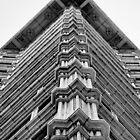 Reliance Building Detail, Chicago, Daniel Burnham by Crystal Clyburn