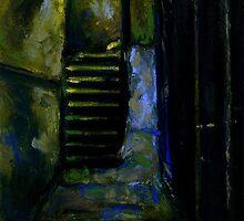 Altered, Hallway to the Backyard 29 Hanbury Street by Cameron Hampton