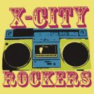 X-CITY ROCKERS II by ANewKindOfWater