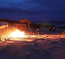 Campfire by Cheryl Parkes