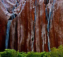 Uluru, Northern Territory, Australia by Julia Harwood