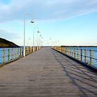 Coffs Harbour Jetty by Lauren Waters