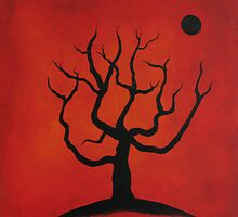 The Beltane Tree by Claire Watson