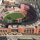 Busch Stadium by Carol Bock
