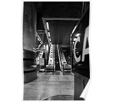 Canary Wharf Tube Poster