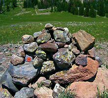Cairn Samsara Offering by JenLand
